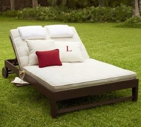 Double pool lounger 2