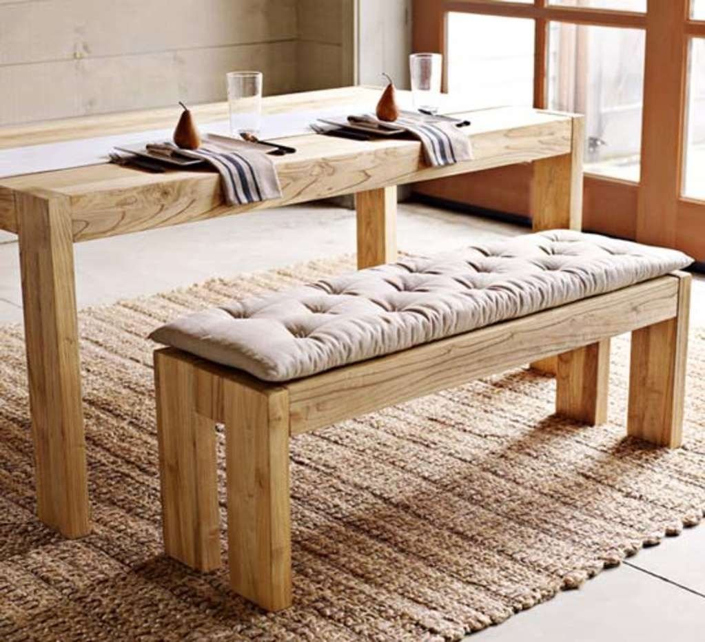 Farmhouse table and bench set & Farmhouse Table And Bench Set - Foter