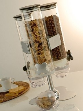 Glass cereal dispenser foter glass cereal dispenser 1 ccuart Image collections