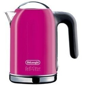 Hot pink tea kettle 26