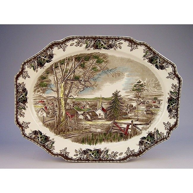 Johnson brothers thanksgiving china  sc 1 st  Foter & Johnson Bros Dinnerware - Foter