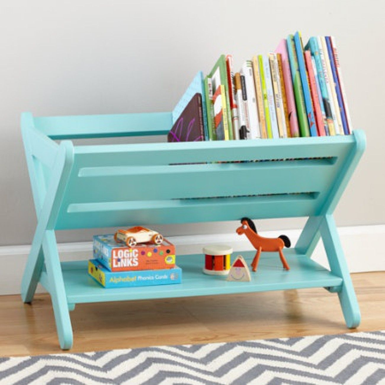 Kids storage bookcase & Kids Storage Bookcase - Foter