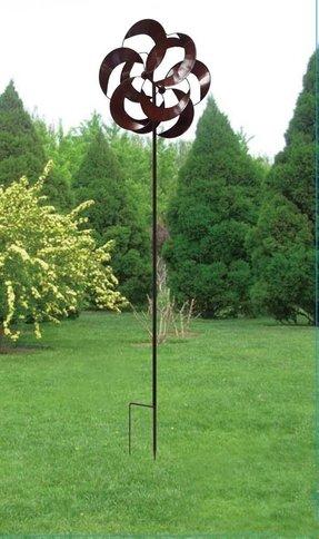 Garden Pinwheels Metal - Foter