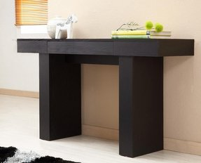 Modern console tables with drawers