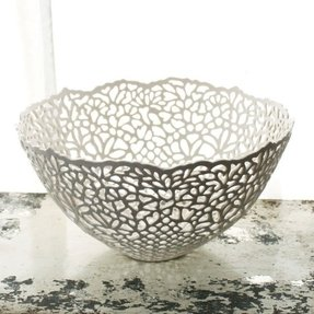 Porcelain fruit bowl 18