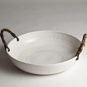 Porcelain fruit bowl 21