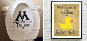 Novelty Toilet Seat - Foter