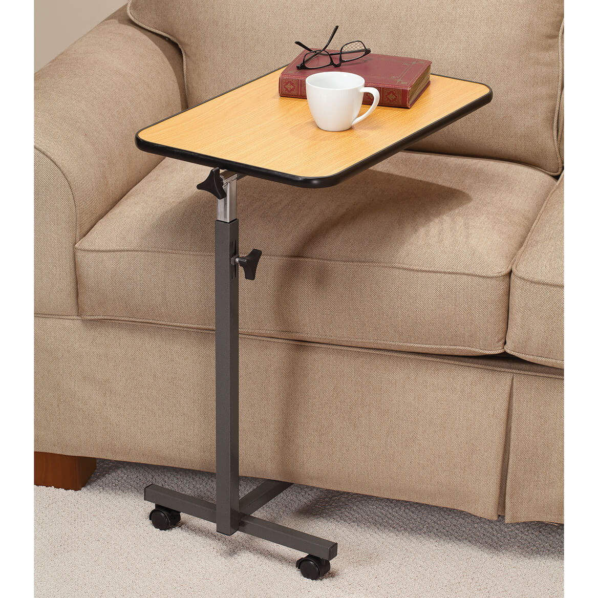Delicieux Rolling Tv Tray Table 1