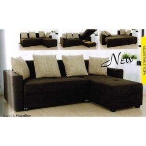 Sectional couch with storage 1