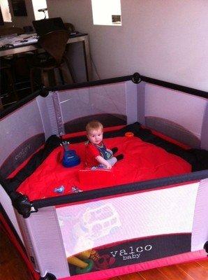 Toddler Playpen Large