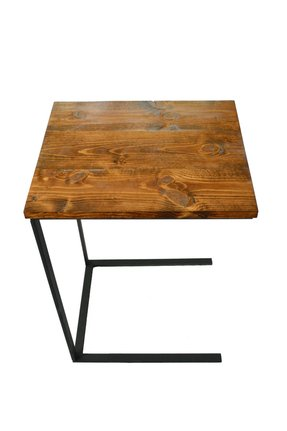 Tv Tray Table Laptop Desk Side Night Stand Reclaimed