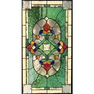 Victorian stained glass patterns