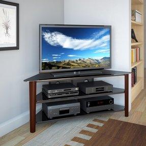 alturas 60 corner tv stand - Corner Tv Stands For Flat Screens