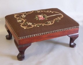 Phenomenal Antique Footstools Ideas On Foter Dailytribune Chair Design For Home Dailytribuneorg
