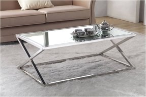 Stainless Steel Coffee Tables Foter