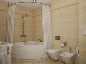corner soaking tub with shower. Corner Soaking Tub Tubs For Small Bathrooms  Foter