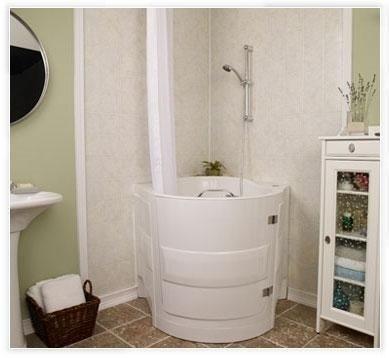 Corner tubs for small bathrooms 2 & Corner Bathtub Shower - How To Choose The Best? - Foter