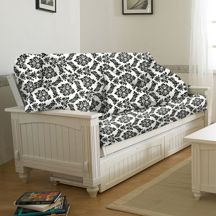 Medium image of cottage style futon