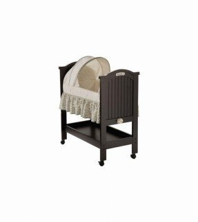 Eddie bauer rocking wood bassinet 2