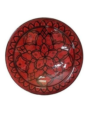 Extra large decorative plates 5