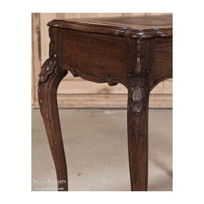 French country end tables 5