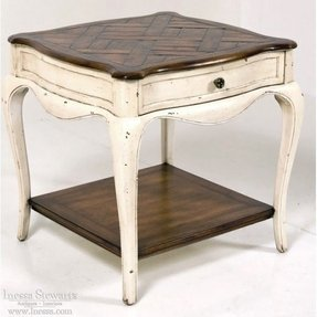 French country end tables 6
