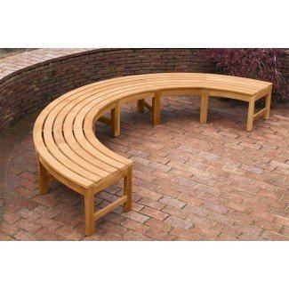 Stupendous Curved Benches Outdoor Ideas On Foter Camellatalisay Diy Chair Ideas Camellatalisaycom