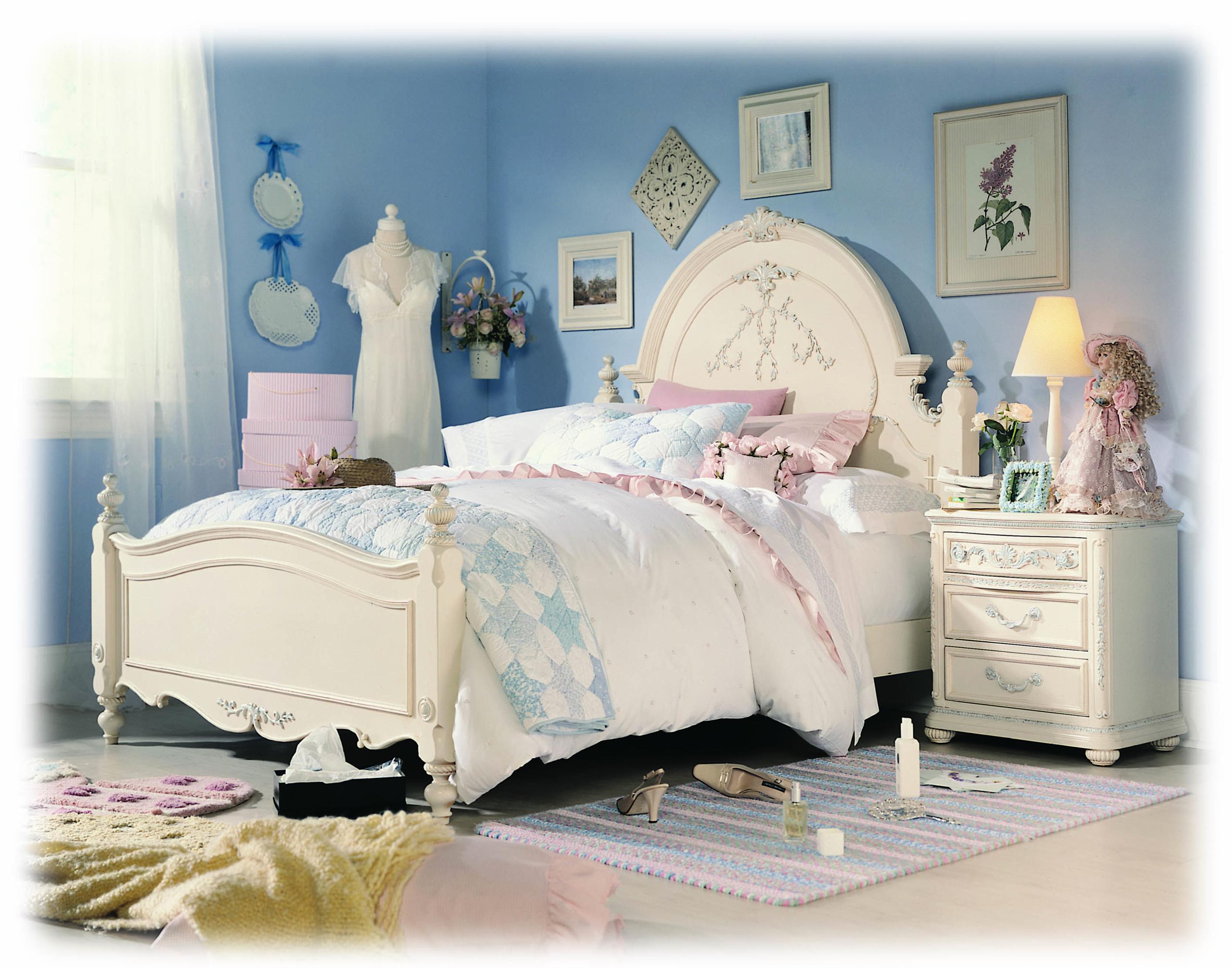 Etonnant Jessica Mcclintock Romance Bed
