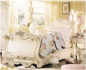 Jessica Mcclintock Romance Bedroom Such A Cute Set For The