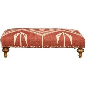 Enjoyable Kilim Ottomans Ideas On Foter Andrewgaddart Wooden Chair Designs For Living Room Andrewgaddartcom