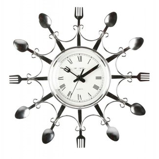 Unique Kitchen Wall Clocks - Ideas on Foter