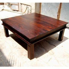 Large Square Cocktail Table Ideas On Foter