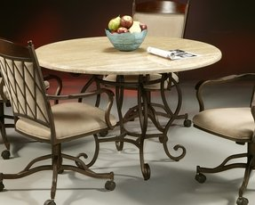 Marble Topped Dining Table Foter