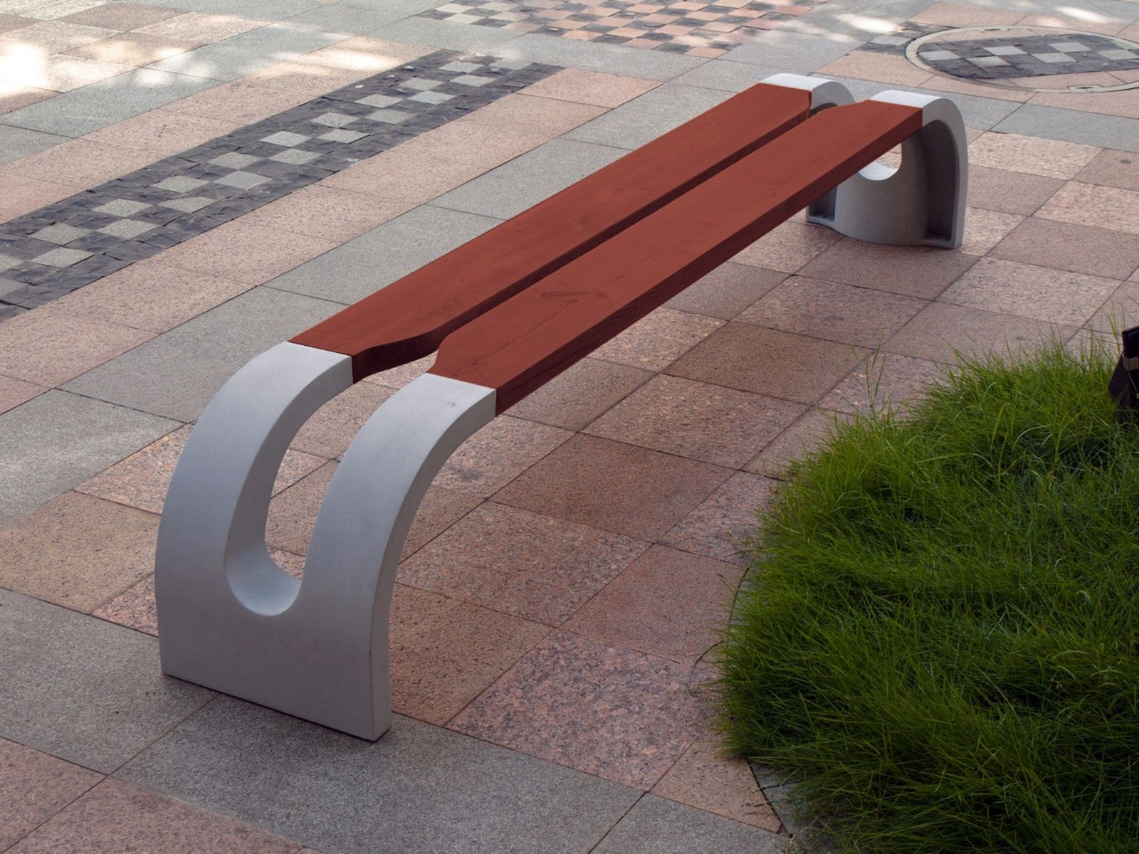Metal Outdoor Benches   Ideas On Foter