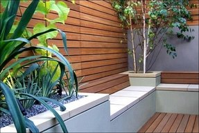 Modern Patio Bench Ideas On Foter