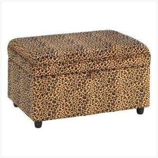 Fantastic Animal Print Ottomans Ideas On Foter Ncnpc Chair Design For Home Ncnpcorg