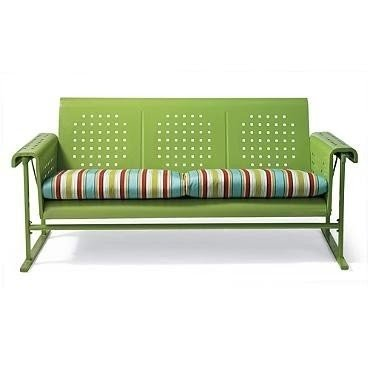 Outdoor Sofa Glider 11