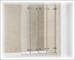 Folding Bathtub Doors Foter