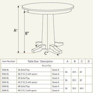 Pub Table Dimensions Ideas On Foter