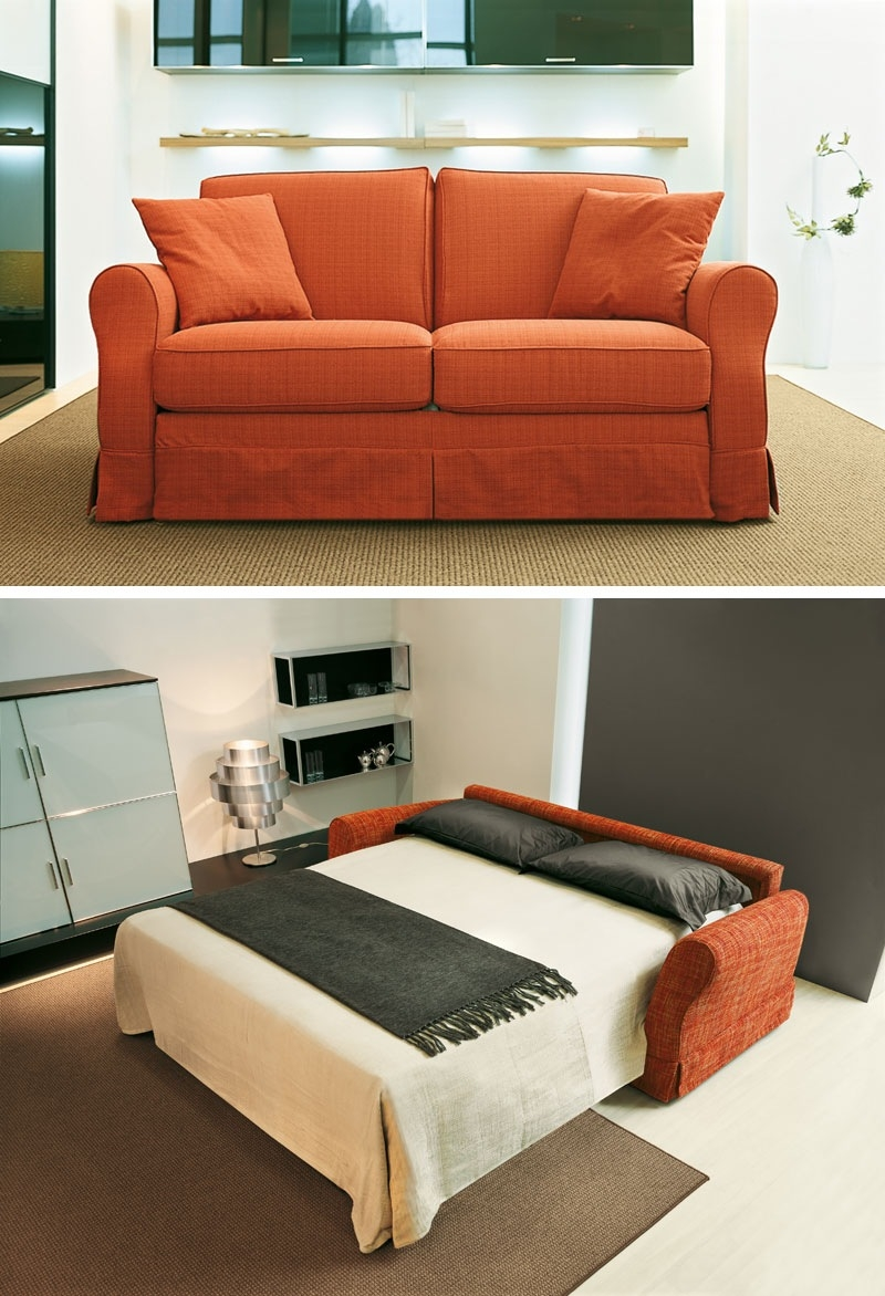 Queen Size Convertible Sofa Bed 1