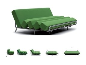 Queen Size Convertible Sofa Bed 6
