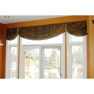 Valances For Wide Windows Foter