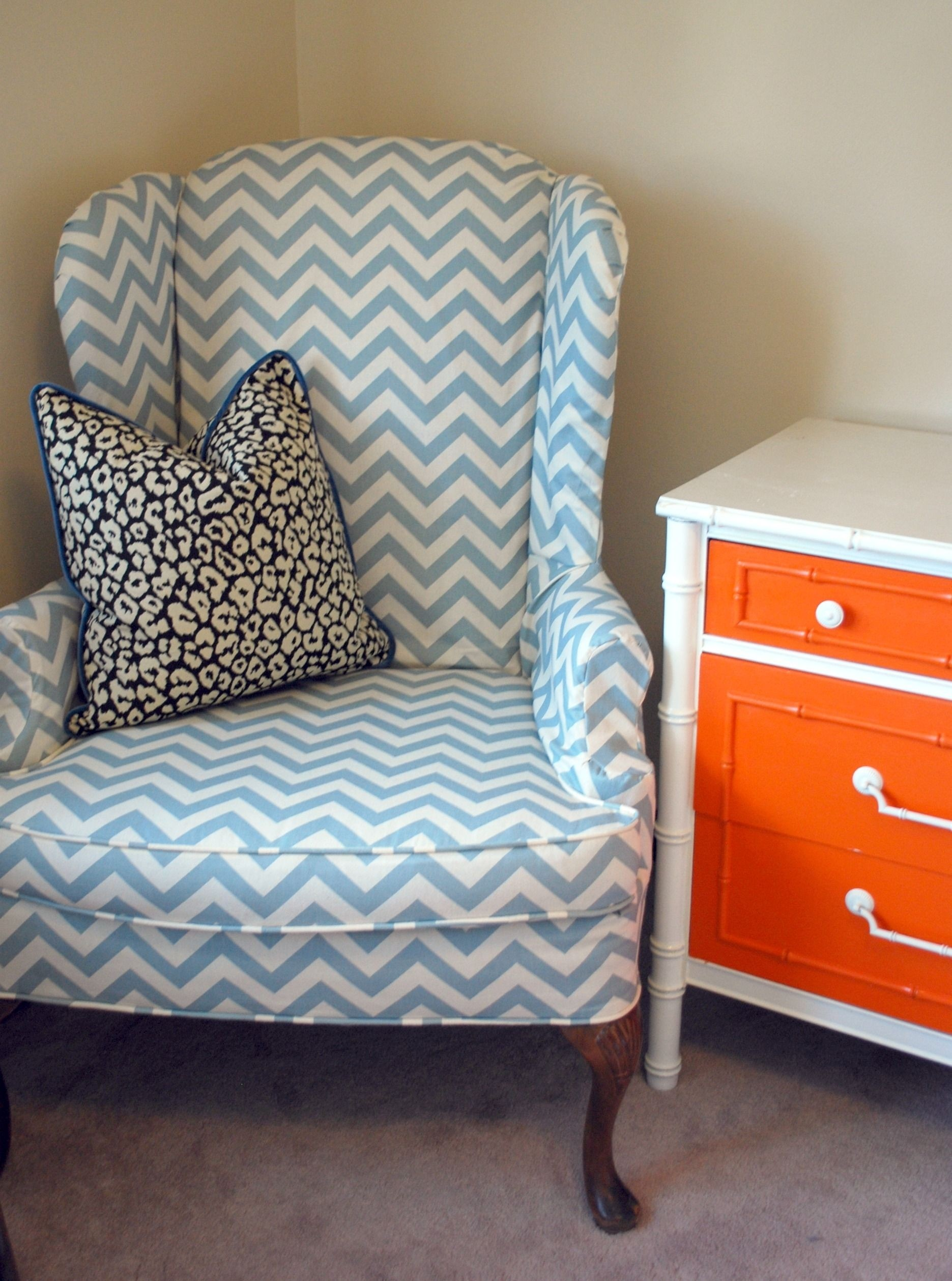 Perfect Slipcovers For Queen Anne Chairs