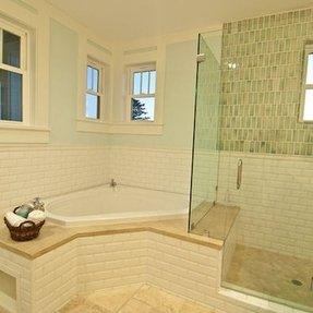 Corner Bathtub Shower How To Choose The Best Ideas On