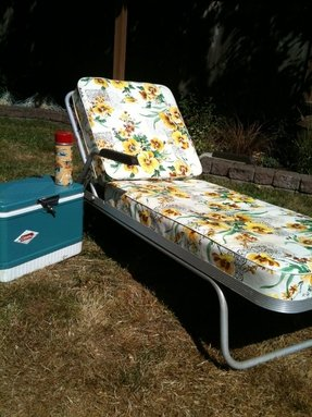 Brilliant Aluminum Chaise Lounges Ideas On Foter Squirreltailoven Fun Painted Chair Ideas Images Squirreltailovenorg