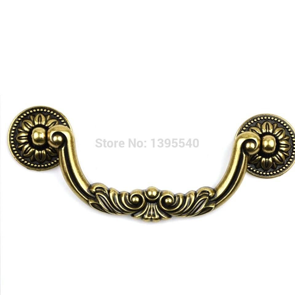 Temax Antique European Style Drawer Handles Knobs Bars