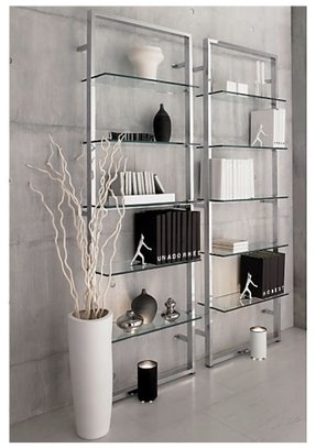Tesso 84 wall mounted bookcase