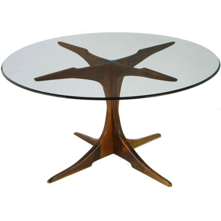 This Round Glass Top Dining Table Wood Base Price Wood