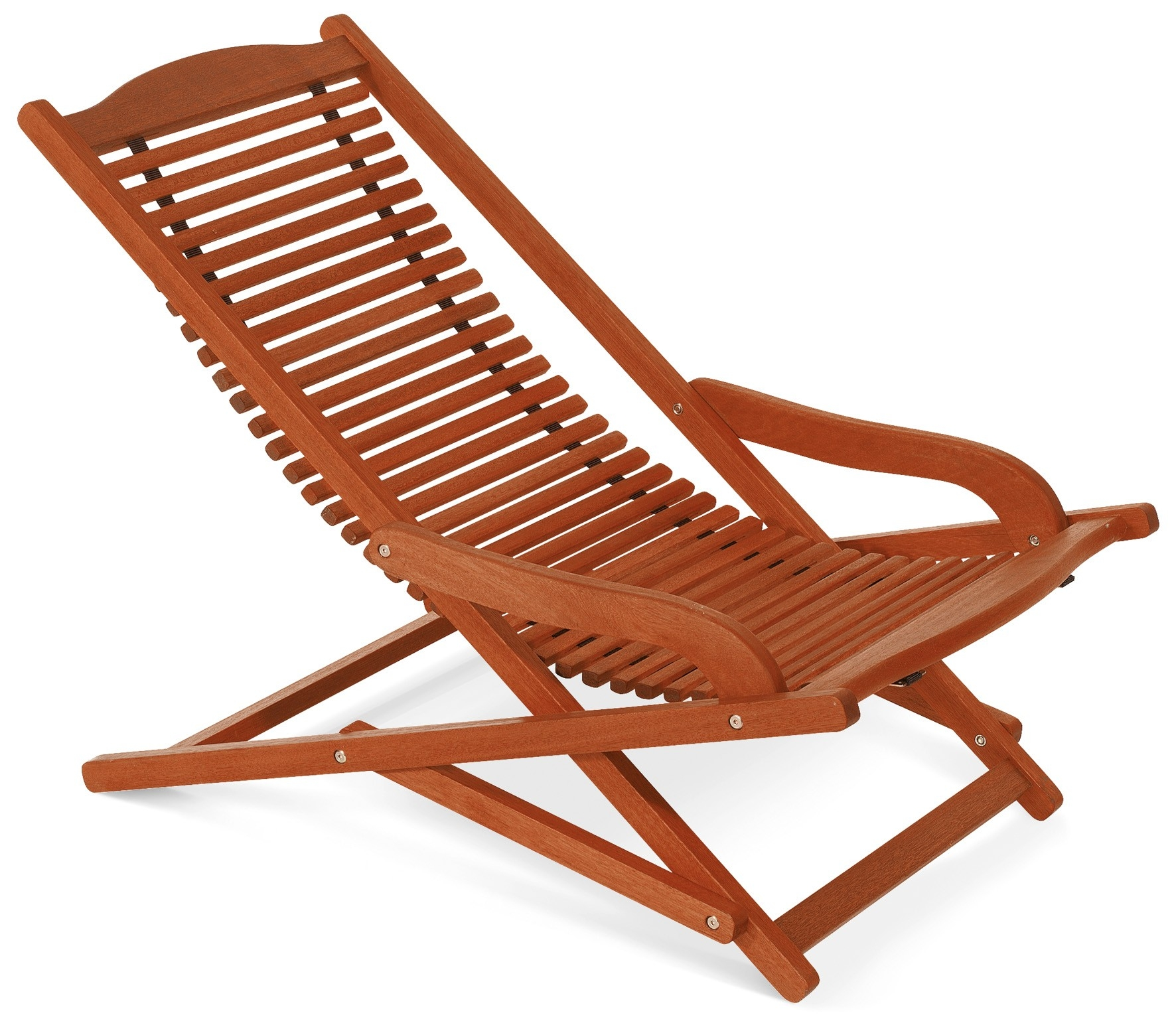 Outdoor Wood Folding Arm Chair Foter