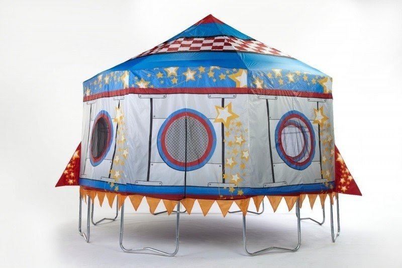Tr&oline canopy & Trampoline Protective Cover - Foter